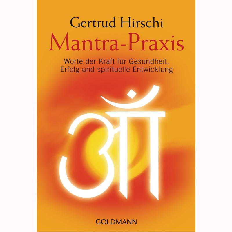 Fachbuch Mantra-Praxis von Gertrud Hirschi