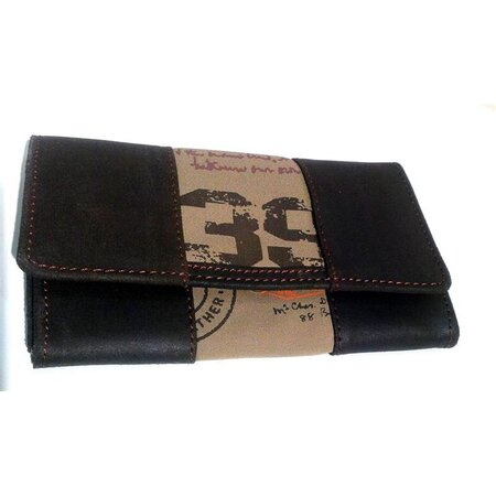 99fb361e51fa6 Portemonnaie CANVAS Damen Geldbörse - KAN YU - Ihr Feng Shui Sho