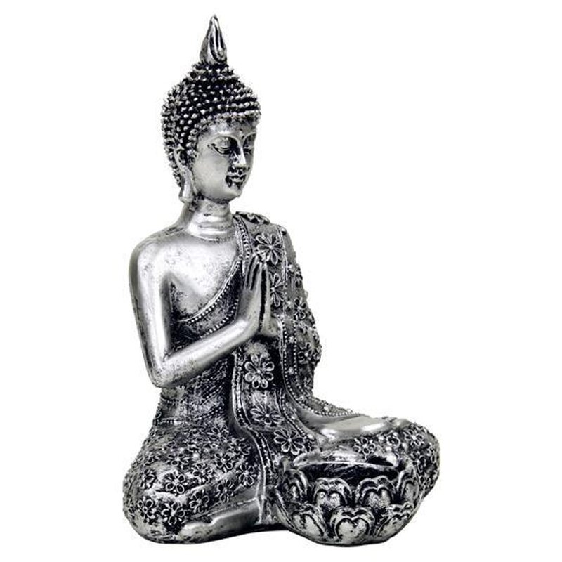 buddha figur thail ndischer buddha andschali mudra meditation kan yu ihr feng shui shop. Black Bedroom Furniture Sets. Home Design Ideas