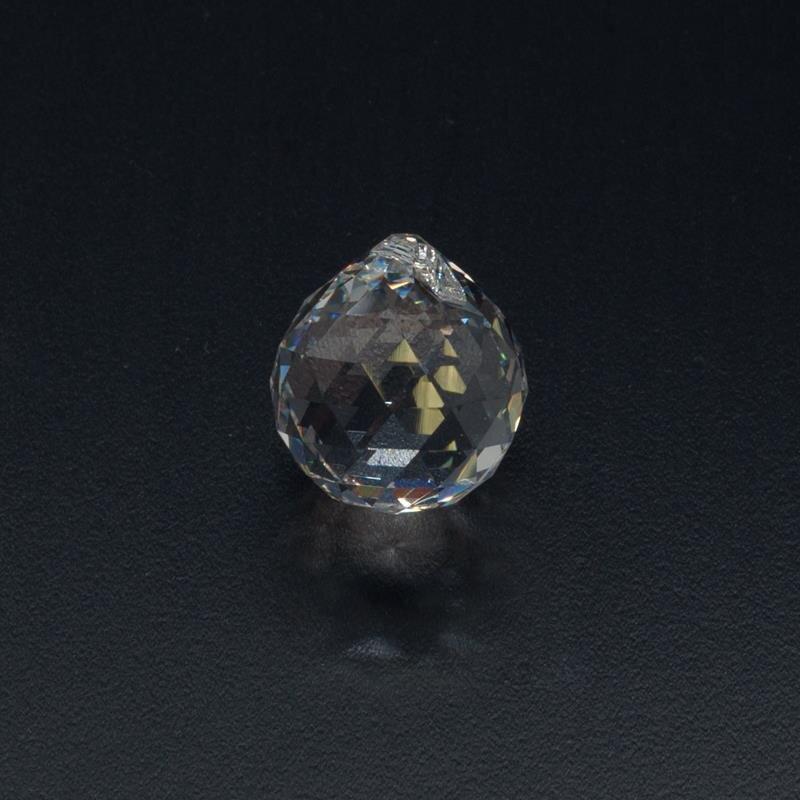 40 GLASPERLEN KUGELN 10 MM SCHWARZ P4-08