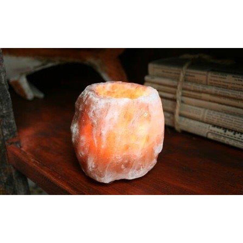 salzteelicht von biova natur salzleuchte kristallsalz teelichthalter kan yu ihr feng. Black Bedroom Furniture Sets. Home Design Ideas