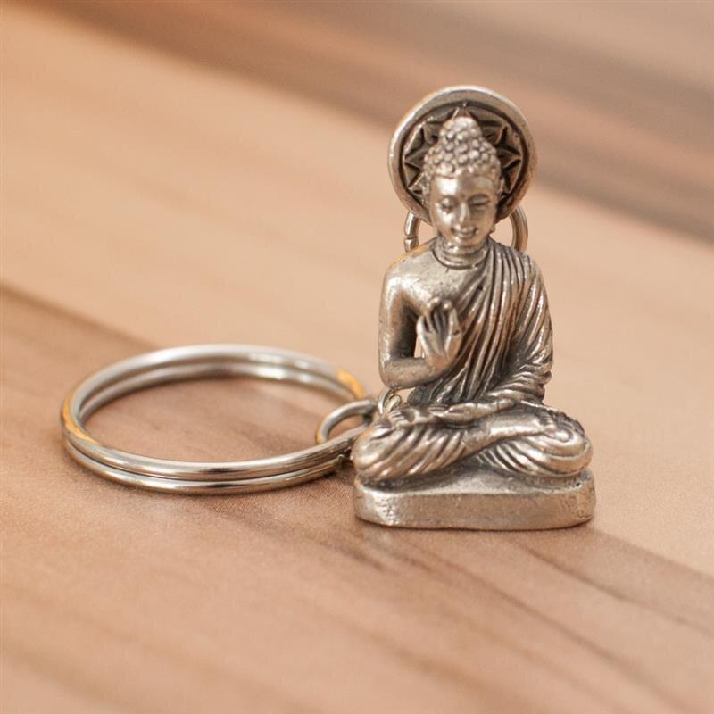 schl sselanh nger buddha ca 8 cm 7 90 kan yu i. Black Bedroom Furniture Sets. Home Design Ideas